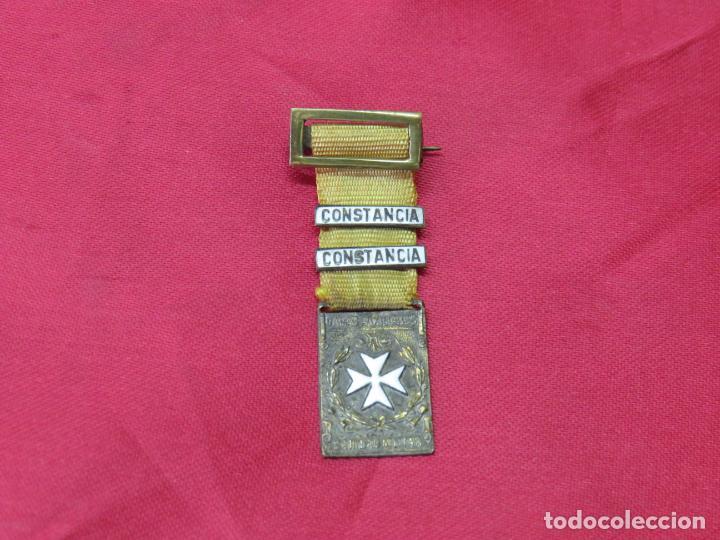 Militaria: MEDALLA CONSTANCIA DAMAS AUXILIARES SANIDAD MILITAR. ORIGINAL - Foto 2 - 214251758