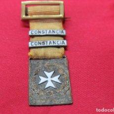 Militaria: MEDALLA CONSTANCIA DAMAS AUXILIARES SANIDAD MILITAR. ORIGINAL. Lote 214251758