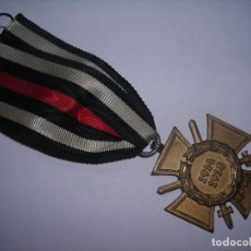 Militaria: CRUZ DE HONOR O CRUZ DE HINDENBURG 1.914 - 1.918. MARCADA: BCO. Lote 214731940