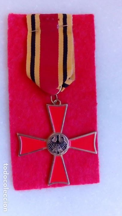 CRUZ HANSEÁTICA IMPERIO ALEMÁN (Militar - Reproducciones y Réplicas de Medallas )