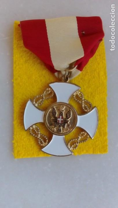 MEDALLA MILITAR, DESCONOZCO ORIGEN (Militar - Reproducciones y Réplicas de Medallas )