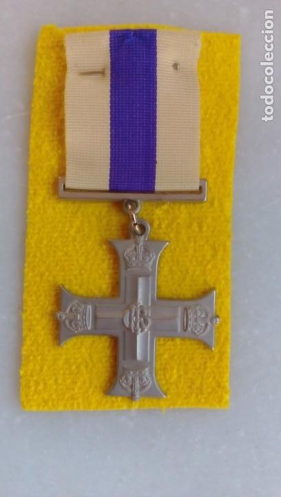 MEDALLA MILITAR, DESCONOZCO ORIGEN. (Militar - Reproducciones y Réplicas de Medallas )