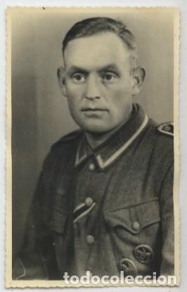 Militaria: Medalla alemana Distintivo insignia caballería II segunda guerra mundial ejercito alemán con diploma - Foto 20 - 215881277
