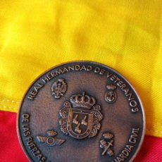 Militaria: HERMANDAD DE VETERANOS DE LAS FUERZAS ARMADAS Y GUARDIA CIVIL. Lote 216364886