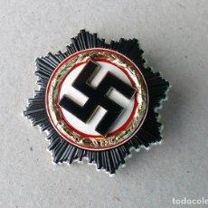 Militaria: CRUZ ALEMANA . ORO.TERCER REICH. NAZI. Lote 238813290