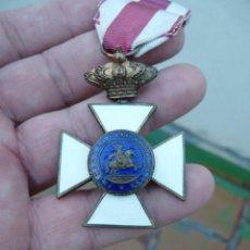 Militaria: MEDALLA CRUZ ORDEN DE SAN HERMENEGILDO. Lote 216878343