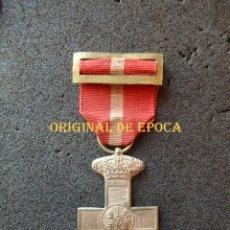 Militaria: (JX-200926)CRUZ DEL MÉRITO MILITAR DISTINTIVO ROJO . PARA TROPA . ÉPOCA DE ALFONSO XII-XIII .. Lote 217828537
