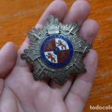 Militaria: ANTIGUA MEDALLA PLACA MERITO EN CAMPAÑA MODELO DE LA LEGION CONDOR, GUERRA CIVIL, ORIGINAL.. Lote 218048821