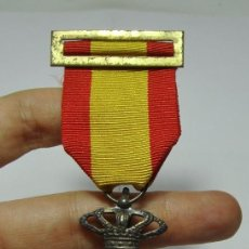 Militaria: MEDALLA AL MÉRITO NAVAL PARA TROPA. CORONA ARTICULADA.. Lote 218084687
