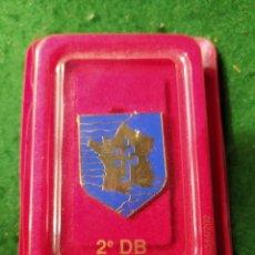 Militaria: INSIGNIA 2° DIVISIÓN BLINDADA. FRANCIA, 2° GUERRA MUNDIAL. Lote 218193803