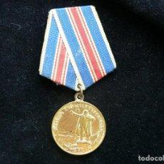 Militaria: URSS MEDALLA 250 AÑOS DE LA FUNDACIÓN DE LENINGRADO. Lote 218316845