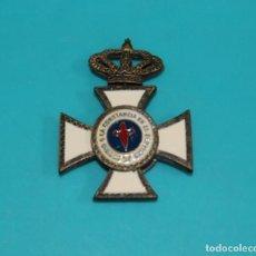 Militaria: MEDALLA CRUZ A LA CONSTANCIA EN EL SERVICIO DE BRONCE ESMALTADO. Lote 218423555