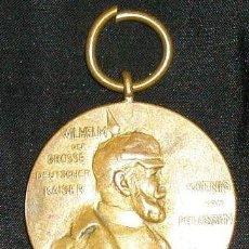 Militaria: PRUSIA: MEDALLA DEL CENTENARIO DE GUILLERMO I, 1797-1897.. Lote 218454281