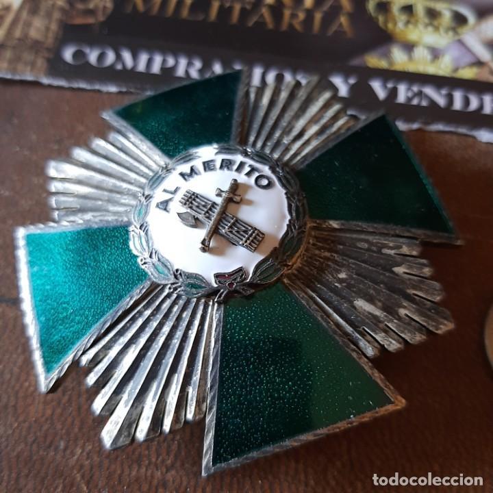 ORDEN DE MÉRITO EN LA BENEMÉRITA GUARDIA CIVIL (Militar - Medallas Españolas Originales )