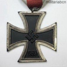 Militaria: ALEMANIA III REICH. CRUZ DE HIERRO DE 2ª CLASE. MODELO 1939. 2ª GUERRA MUNDIAL. CENTRO MAGNÉTICO. Lote 218603556