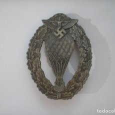 Militaria: WWII THE GERMAN BADGE NSFK FREE BALLOON PILOTS. Lote 218645377