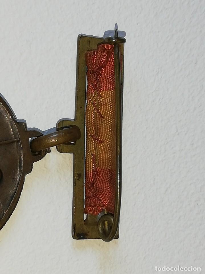 Militaria: ANTIGUA MEDALLA GUERRA CIVIL ESPAÑOLA - ALZAMIENTO 18 JULIO 1936 - VICTORIA 1 ABRIL 1939 MONTEAGUT - Foto 9 - 218695461