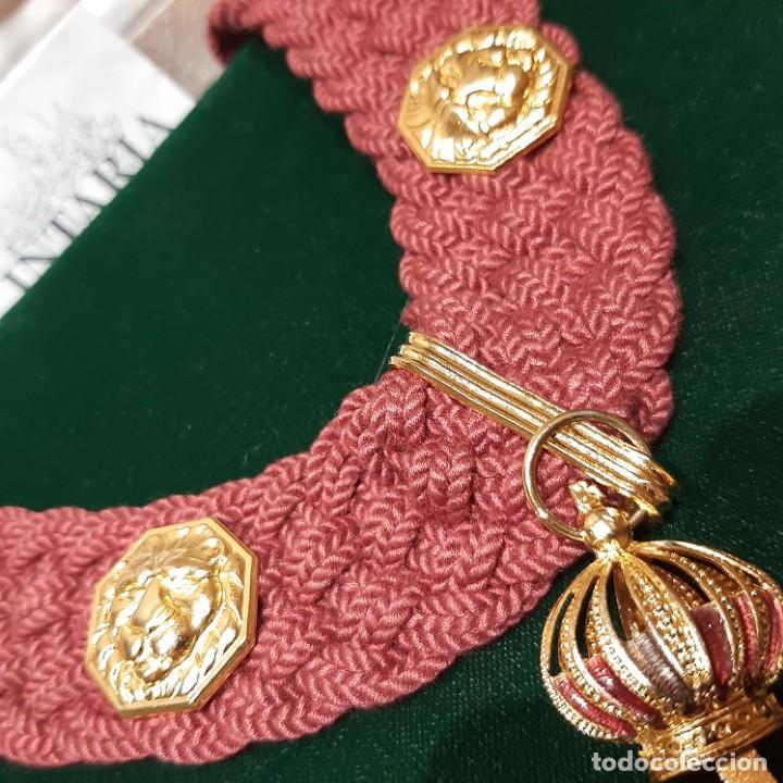 Militaria: Orden del mérito del trabajo de Belgica - Foto 4 - 218851613