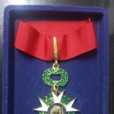 Militaria: MEDALLA LEGION DE HONOR FRANCESA. Lote 218929878