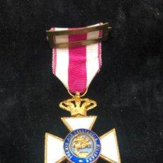 Militaria: MEDALLA PREMIO A LA CONSTANCIA MILITAR FERNANDO VII. Lote 219074633