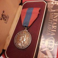 Militaria: IMPERIAL SERVICE MEDAL. Lote 219240675