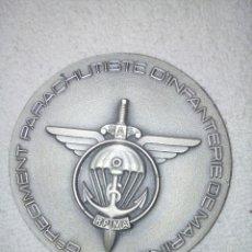 Militaria: MEDALLA REGIMIENTO PARACAIDISTA DE INFANTERIA FRANCESA. Lote 219502962