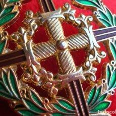 Militaria: PRECIOSA LAUREADA DE SAN FERNANDO. GRAN RELIEVE.. Lote 220546452