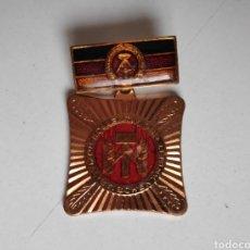 Militaria: MEDALLA INSIGNIA RDA, ALEMANIA DEMOCRATICA (DDR). Lote 221225857