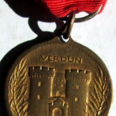 Militaria: FRANCIA-VERDUN-1916- 25 MM. Lote 221381480