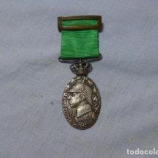 Militaria: * ANTIGUA MEDALLA DE GUERRA DE MARRUECOS CON CORONA MOVIL, ORIGINAL. ZX. Lote 221413962