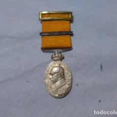 Militaria: * ANTIGUA MEDALLA DE CAMPAÑA DEL RIF 1909, PASADOR TETUAN, GUERRA DE AFRICA, ORIGINAL. ZX. Lote 221414970
