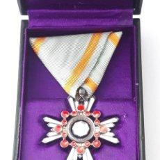 Militaria: JAPÓN - ORDEN DEL SAGRADO TESORO DE 6ª CLASE. Lote 221651167