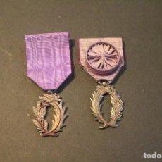 Militaria: ORDEN DE LAS PALMAS ACADÉMICAS. CABALLERO Y OFICIAL. FRANCIA. Lote 221943518