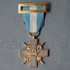 Militaria: CRUZ DE GUERRA PARA TROPA MOD. 1942 - 1975. Lote 221976118
