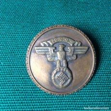 Militaria: INSIGNIA NUMERADA N.S.K.K. - RARA. Lote 222081810