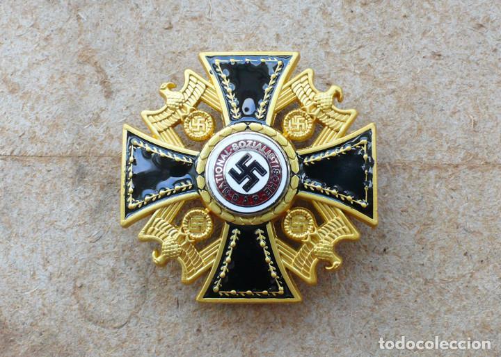 Militaria: Orden alemana del NSDAP.Deutscher Orden - Foto 2 - 269161958