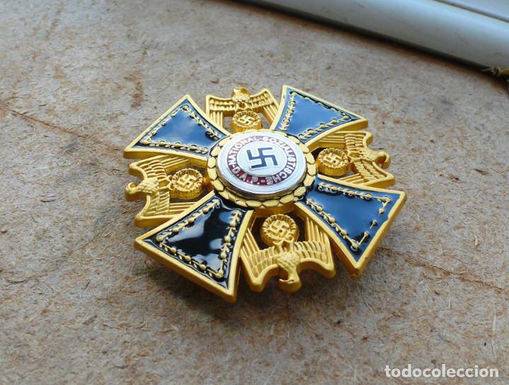 Militaria: Orden alemana del NSDAP.Deutscher Orden - Foto 5 - 269161958