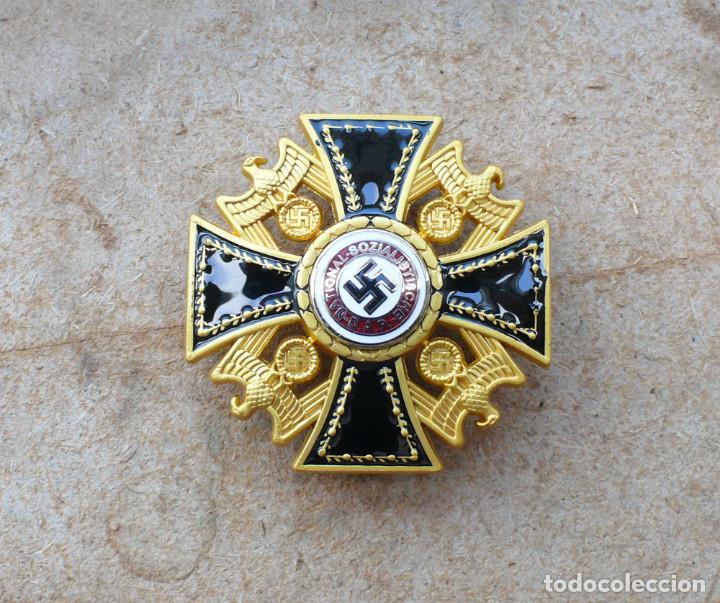 Militaria: Orden alemana del NSDAP.Deutscher Orden - Foto 6 - 269161958