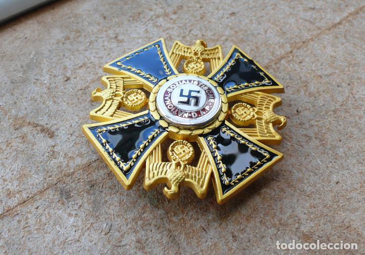 ORDEN ALEMANA DEL NSDAP.DEUTSCHER ORDEN (Militar - Reproducciones y Réplicas de Medallas )