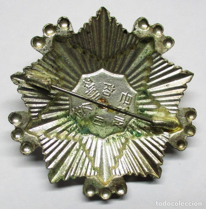 Militaria: COREA DEL NORTE. ORDEN DE LA BANDERA NACIONAL. SEGUNDA CLASE. LOTE 0144 - Foto 2 - 222568896