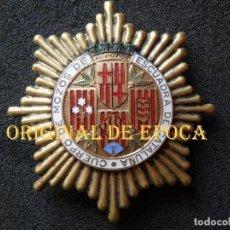 Militaria: (JX-201098)PLACA DE PECHO DE OFICIAL DE LOS MOSSOS D'ESQUADRA DE CATALUNYA.REPUBLICA Y GUERRA CIVIL. Lote 222687293