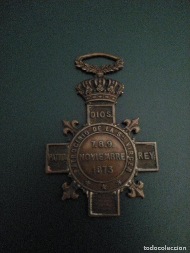 Militaria: Medalla Carlista Montejurra - Foto 3 - 222704595