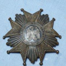 Militaria: FRANCIA ORDEN GRAN CRUZ DE LA LEGION DE HONOR SEGUNDO IMPERIO. Lote 222848885