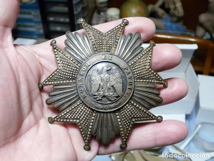 Militaria: FRANCIA ORDEN GRAN CRUZ DE LA LEGION DE HONOR SEGUNDO IMPERIO - Foto 2 - 222848885