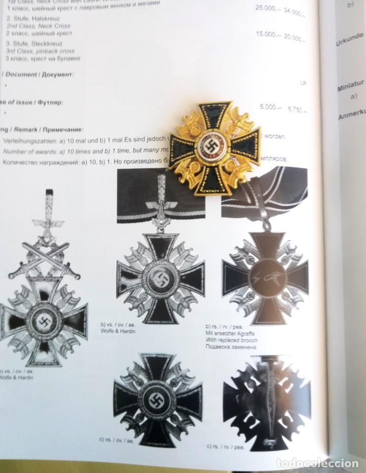 Militaria: Orden alemana del NSDAP.Deutscher Orden - Foto 4 - 269161958