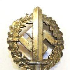Militaria: SA SPORTABZEICHEN BRONCE (2 MOD.1939), ALEMANIA 2 G.M.VARIAS MARCAS REVERSO-ORIGINAL. Lote 222908972
