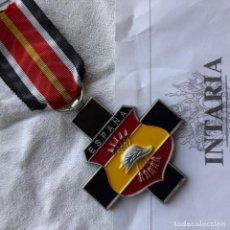 Militaria: CRUZ DE EXCOMBATIENTES DE LA DIVISIÓN AZUL. Lote 237591920