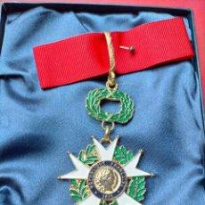 Militaria: MEDALLA REPUBLIQUE FRANCAISE 1870. HONNEUR ET PATRIE. EN ESTUCHE. Lote 223260536