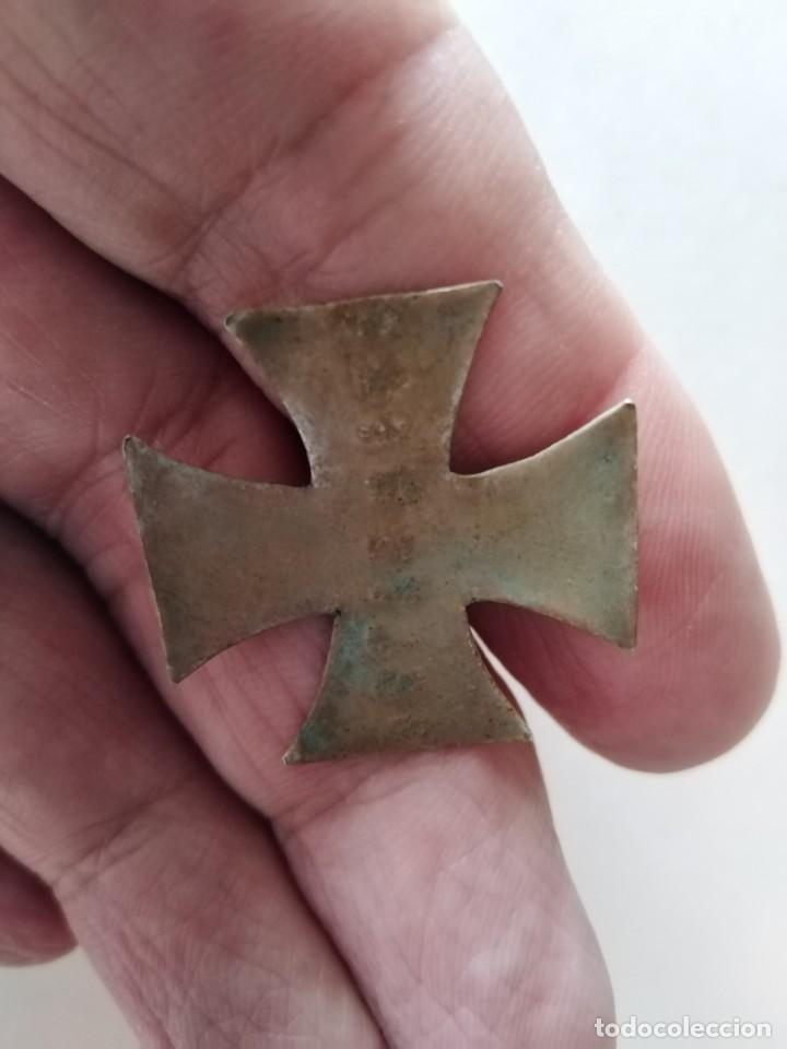 Militaria: CRUZ DE PLATA NAZI SEGUNDA GUERRA MUNDIAL. - Foto 6 - 223471135