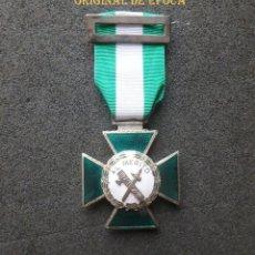 Militaria: (JX-201134)MEDALLA ORDEN DEL MÉRITO DE LA GUARDIA CIVIL,DISTINTIVO BLANCO REALIZADA EN CUATRO PIEZAS. Lote 223728868